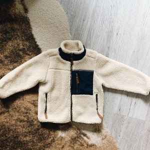 Teddy jacket carters
